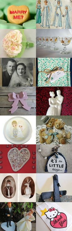 June Bride from teamvintageusa by Daveda on Etsy--Pinned with TreasuryPin.com