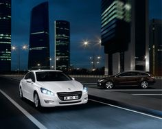 Interested by Peugeot 508 ? Book a test drive on Peugeot's website !