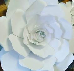 a range of my affordable abstract art prints by GailKernahanCreates Crepe Paper Flowers Tutorial, Crepe Paper Roses, Paper Flowers Craft, Large Paper Flowers, Flower Crafts, Diy Paper, Paper Crafts, Diy Crafts, Alternative Bouquet