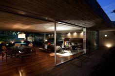 Beautiful indoor/outdoor room.