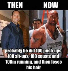 Sounds like the Rock has been cooking something. #anime #memes