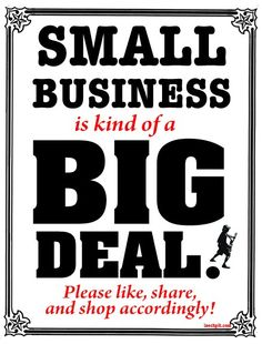 Small businesses ROCK!