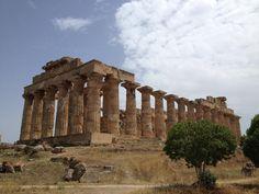 #ancient #architecture #Selinunte