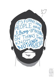 Jeremy McKinnon | A DAY TO REMEMBER It's funny how people have strong opinions on things they know nothing about.  Copyright Jerick Rodriguez