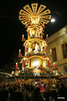 Natal em Basel Suica. Foto de Marisa Pedro Pfeiffer