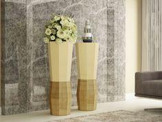 Colonne piedestal, mod: RIAD Vase, Home Decor, Interior Design, Vases, Home Interior Design, Home Decoration, Decoration Home, Interior Decorating, Jars