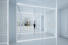 Glass Office in Shan