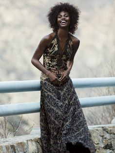 Take Me Away Maxi Dress at Free People Clothing Boutique