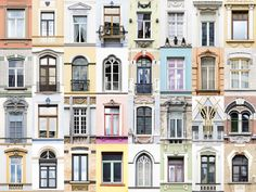 Photographer André Vicente Gonçalves Takes Photos Capturing the Vibrant Diversity of Portugal's Windows. Balcony Grill, Portugal, Monsaraz, Classic Window, Goncalves, Glitter Houses, Window Design, Germany Travel, Windows And Doors