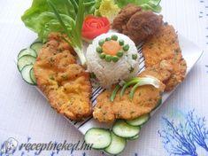 Fokhagymás petrezselymes csirkemell Tandoori Chicken, Food And Drink, Ethnic Recipes