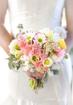 simple and fresh bouquet