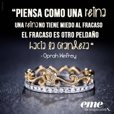 #PostEmeDelDia: ¡Disfrutemos de ser reinas! #MesDeLaMujer