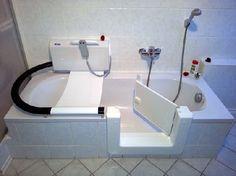 Homeplaza - Badewannentür und -lift erleichtern die tägliche Hygiene - Ein tolles Team