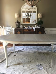 How to do a gray and white wash to get the Restoration Hardware look for less! | Wilshire Collections
