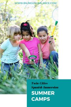 Twin Cities Spanish Immersion Summer Camps - Bilingual Balance