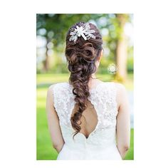 awesome vancouver wedding Love this wedding gown! Hair by @margaretlaimakeup! #hairstyle #braids #bride #backshot #vancouverweddingphotographer #lacegown #hair  #vancouverwedding #vancouverwedding