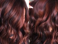 Color How-To: Chocolate Raspberry