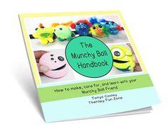Munchy Ball Handbook - paperback