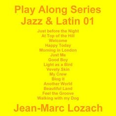 Walking With My Dog by Jean-Marc Lozach is on HearThisAt