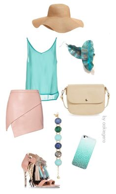 """Summer breeze"" by aakiegera on Polyvore featuring мода, ..,MERCI, MSGM, Michelle Mason, BP., Kate Spade и Old Navy"