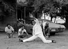 James Brown, the hardest working man in show business.