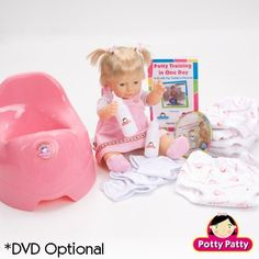 Baby Potty Training   - Pin it :-) Follow us .. CLICK IMAGE TWICE for our BEST PRICING ... SEE A LARGER SELECTION of  baby potty training at   http://zbabybaby.com/category/baby-categories/baby-potty-training/ - gift ideas, baby , baby shower gift ideas, kids  -  Potty Training in One Day – The Advanced System for Girls Size: Small (24-29 lbs) « zBabyBaby.com