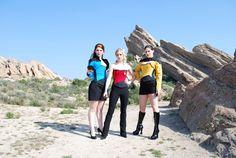 Star Trek Corsets