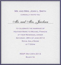 23 best formal classic invitations images on pinterest formal helsinki by day classic invitation cards stopboris Gallery