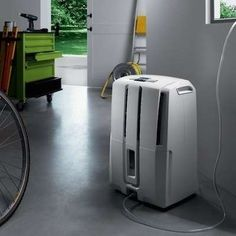 Santa Fe Compact Its But It Does The Work Of Several - Basement dehumidifier alternatives