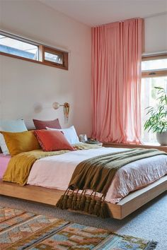 Below are the Colorful Bedroom Design Ideas For Your Daughter. This article about Colorful Bedroom Design Ideas For Your Daughter was posted under the Bedroom category by our team at July 2019 at am. Hope you enjoy it . Australian Home Decor, Australian Homes, Bedroom Colors, Home Decor Bedroom, Bedroom Ideas, Bedroom Inspiration, Colourful Bedroom, Bedroom Designs, Diy Bedroom