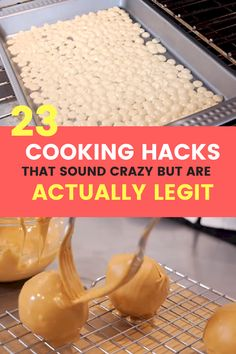 Desserts on point with these genius baking hacks!