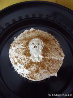 Dia de la Abby: #20 - Skull Cakes