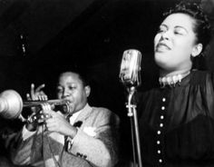 billie holiday at the strand  | Sid Grossman, Folksingers, Billie Holiday , c. 1948