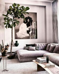 Wohnzimmer chic living space Rustic Home Decor Makes a Comeback Gone are the sleek, cold lines of ul Living Room Sofa, Home Living Room, Living Room Designs, Living Room Furniture, Living Room Decor, Living Spaces, Tiny Living, Modern Living, Apartment Living