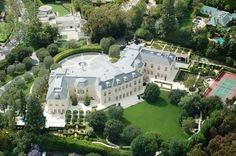 Aaron Spelling's $150 Million Dollar Mansion | MR.GOODLIFE. - The Online Magazine for the Goodlife.