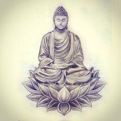 buddha tattoo - Google Search