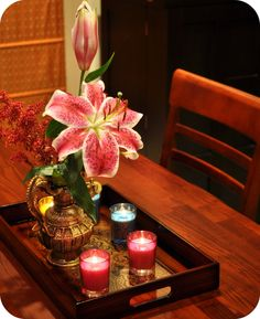 Anuradha Varma : Diwali decorating ideas Health & Fitness Support Group for… Diwali Decorations At Home, Festival Decorations, Flower Decorations, Table Decorations, Diwali Lights, Diwali Lamps, Diwali Diy, Diwali Sale, Housewarming Decorations