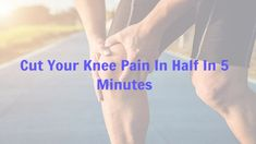 """Knee Pain Relief - """"Miracle Knee Exercise"""" Erases Joint Pain Types Of Diseases, Knee Pain Relief, Knee Exercises, Healthy Tips, Youtube, Youtubers, Youtube Movies"""
