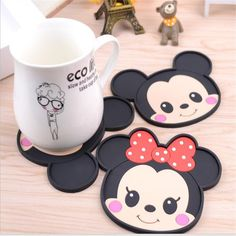 Anime Star Wars Round Cup Drinks Holder Coffee Felt Mat Placemat Pads Tableware Coasters Kitchen, Dining & Bar