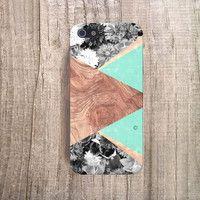 iphone case wood on Wanelo