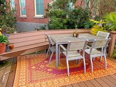 Outdoor Rugs For Patios Best Carpet Pool Decks Ideas Pictures Tips