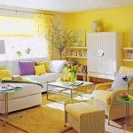 decoracion en amarillo 6
