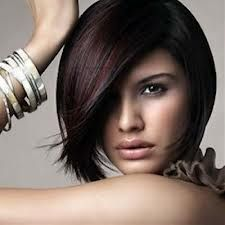 dark brown hair with red highlights - Google Search