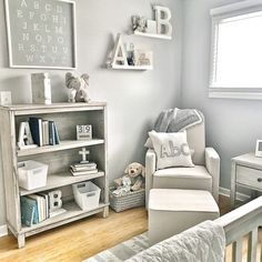 In this post you will read about the entire process of designing this basic style baby boy nursery. From deciding a theme, to paint colors, a link to our step-by-step tutorial, and links to all our furniture and décor, nothing will be left out!