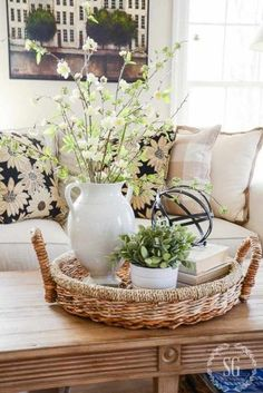 farmhouse decor diy are offered on our web pages. Take a look and you wont be sorry you did. Farmhouse Side Table, Farmhouse Decor, Modern Farmhouse, Farmhouse Ideas, Country Farmhouse, Farmhouse Front, Country Homes, Rustic Modern, Country Kitchen