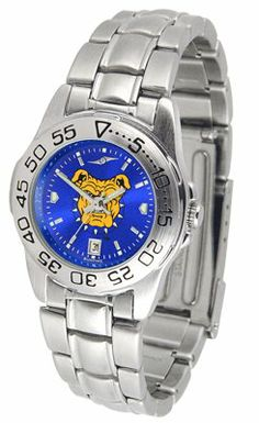 North Carolina A State University Aggies Sport Steel Band Ano-chrome - Ladies - Women's College Watches by Sports Memorabilia. $59.95. Makes a Great Gift!. North Carolina A State University Aggies Sport Steel Band Ano-chrome - Ladies