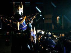 Kamen Rider Ryuki, Knight, Survival, Darth Vader, Superhero, Fictional Characters, Fantasy Characters, Cavalier, Knights