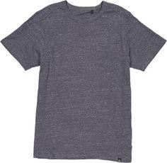 prAna Men's Burbia Pocket Crew T-Shirt