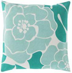 Surya Decorative FB-008 Ivory Pillow