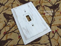 Rustic Switch Plate Wood Light Switch Cover Rustic от Wilewood